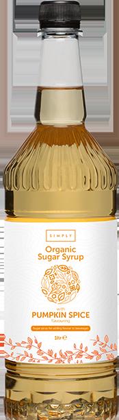 Simply Organic Pumpkin Spice Syrup