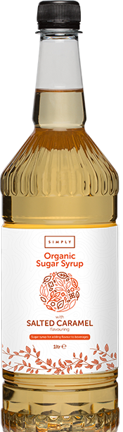 Simply Organic Salted Caramel Syrup