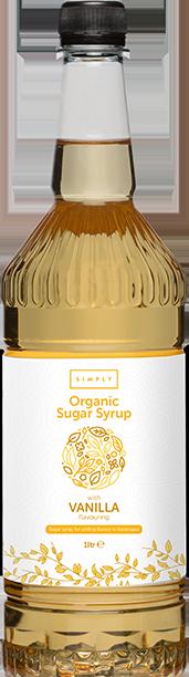 Simply Organic Vanilla Syrup