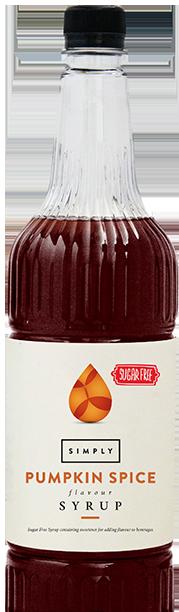 Simply Sugar Free Pumpkin Spice Syrup