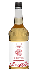Simply Organic Cherry Plum Syrup