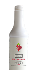 Simply Raspberry Puree