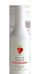 Simply Strawberry Puree