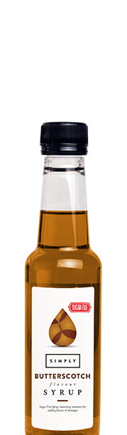 Simply Sugar Free Butterscotch Syrup