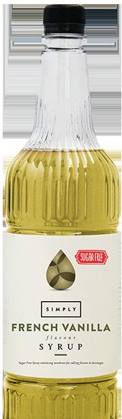 Simply Sugar Free French Vanilla Syrup