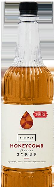 Simply Sugar Free Honeycomb Syrup