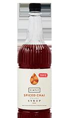 Simply Sugar Free Spiced Chai Syrup
