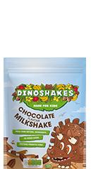 Dinoshakes Chocolate Milkshake Powder