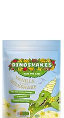 Dinoshakes Vanilla Milkshake Powder